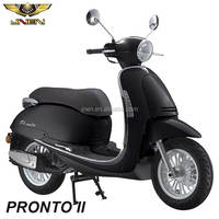 PRONTO/EIVISSA 150CC JNEN Motor Vespa Charm Style Welcomed Bikes in India Kawasaki With Duro Tire and Chimei Quality Plastic