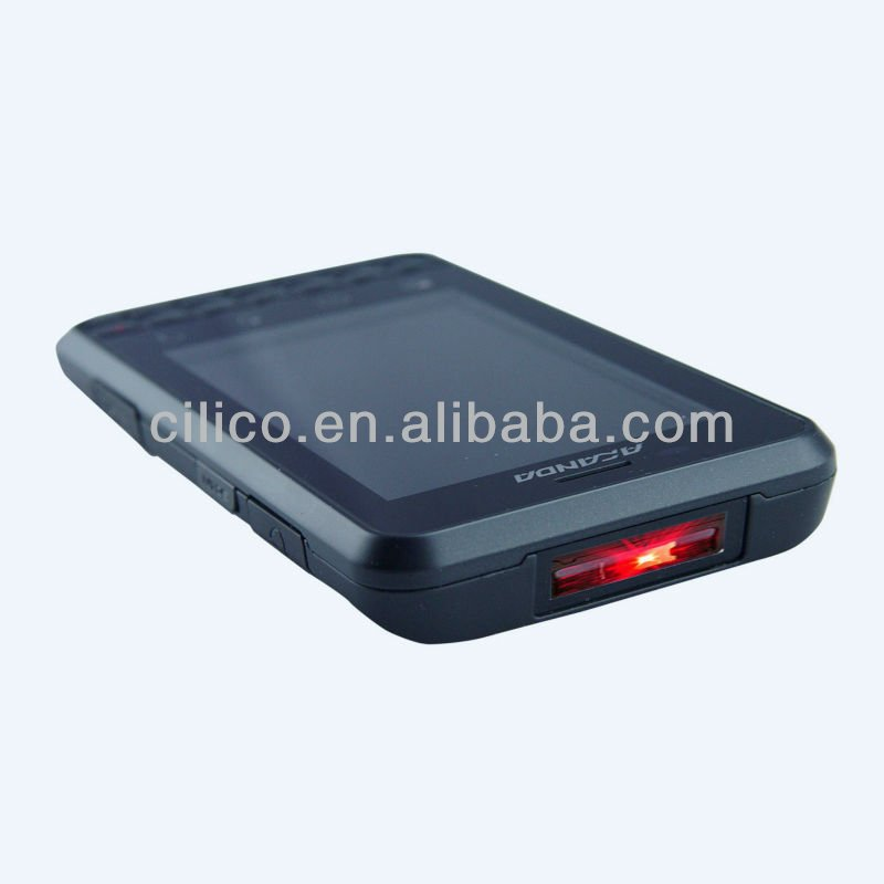 Android/Windows Mobile 3G Barcode RFID Brand GSM Mobile Terminal