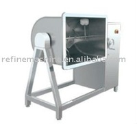 Vegetable seasoning material mixer