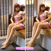 Silicone hot loli doll small size qute silicone baby doll for sex masturbation