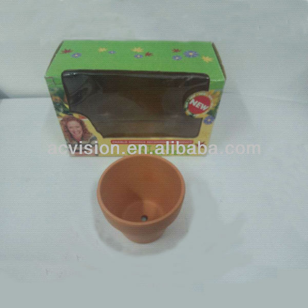 Promotional Mini DIY Terracotta Pots wholesale