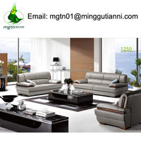 Export Modern Home Leather Sofa Furniture