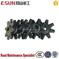 ESUN Asphalt road pavement crack router cutters 6 pack