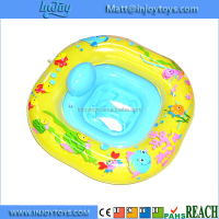 Baby Swimming Seat Ring Infant Inflatable Aid Trainer