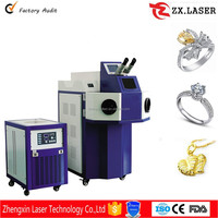 Made in china jewelry gold soldering machine goldsmith laser welding from dongguan zhengxin machine factory