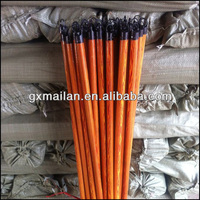 good quality plastic wooden broom stick
