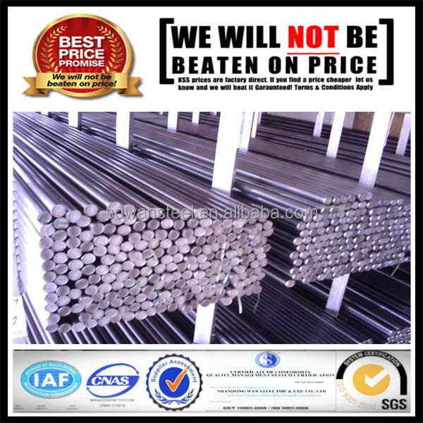 Free Cutting steel environmental ASTM A108 round bars