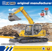 XCMG official manufacturer XE80CB hydraulic excavator with parts