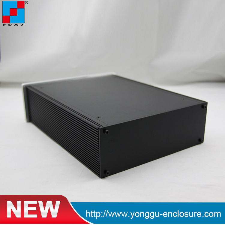 Factory Supply Aluminum Hard Electric Aluminum case for the amplifier
