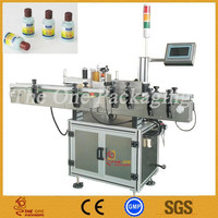 Hot Sale Round Bottle Labelling Machine from China Factory,Portable Small Mini Size Shrink Wrap Bottle Labelling Machine