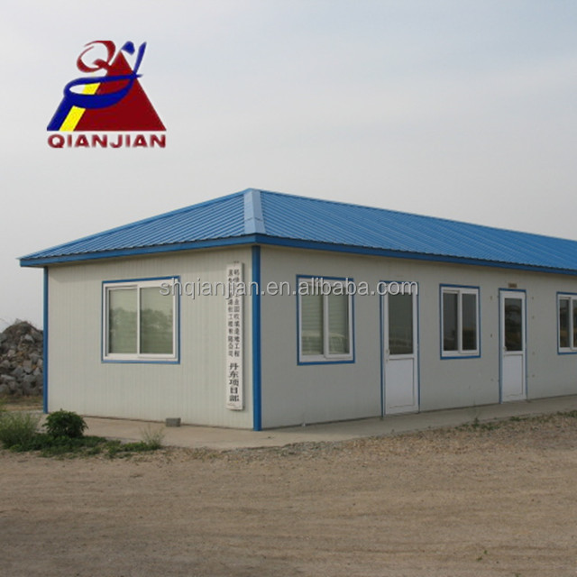 Export EPS Low Cost Prefab House
