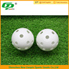 Wholesale and Novelty Plastic practice golf balls with hole
