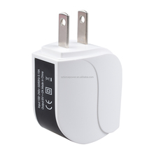 USB Charger 2 Ports Mobile Phone Adapter 2A EU/US Plug Wall Dock For iPhone 5 6 iPad Samsung