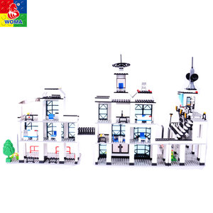 Hot sale 3D mini enlighten brick toys