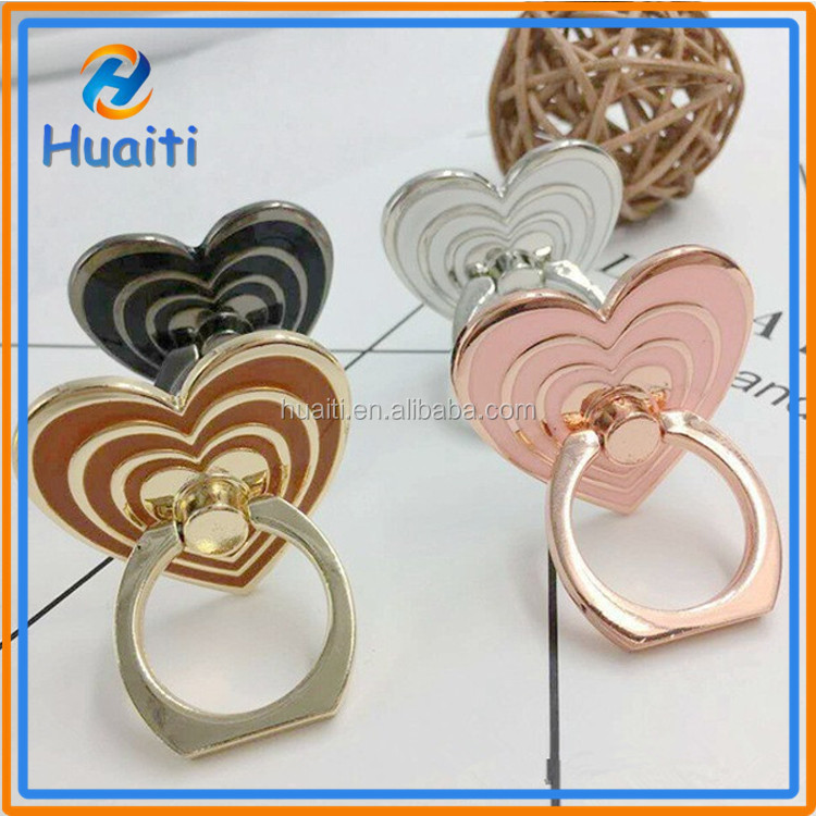 2017 hot selling finger ring pop phone holder mobile phone ring stent case phone