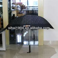 Hot selling promotion straight giant golf umbrellas