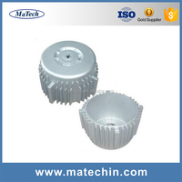 Customized High Demand Precision Die Cast Led Bulb Aluminum Housing