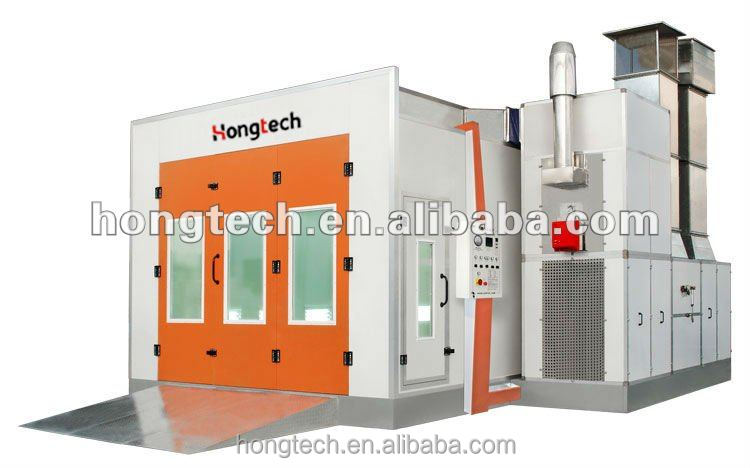 OEM optional automotive spray baking paint booth