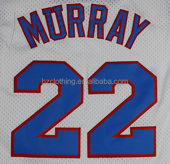 Murray #22 Space Jam Tune Squad Stitched Basketball Jersey