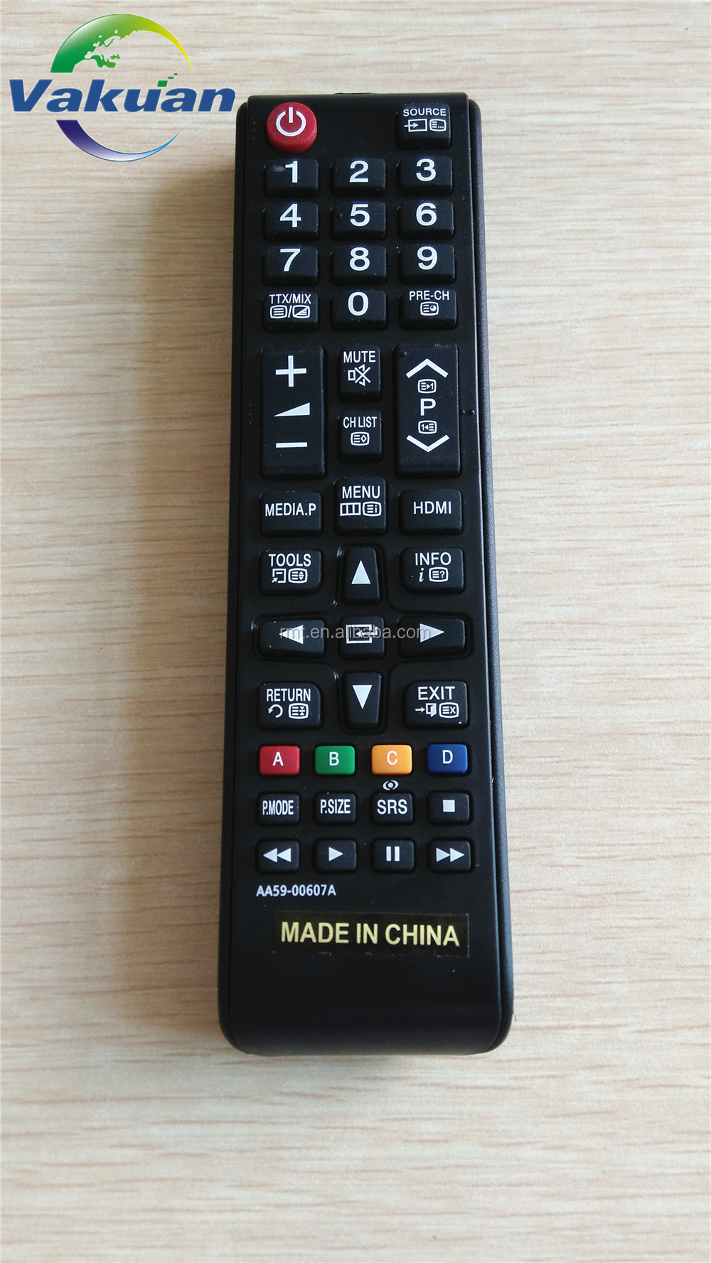 NEW Original Guality For SAMSUNG AA59-00345A Smart TV 3D Remote Control