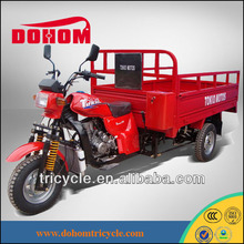 Water engine gasoline pedal cargo tricycle