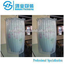 Shockproof Cushioning Packaging Air Fill Bag For delivery Flower Vase
