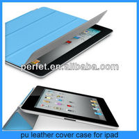 Hot!! colorful samrt covers for ipad case