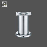 Wholesale Height Adjustable Decorative Replacement Chrome