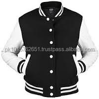 Custom Varsity Jacket Cotton Fleece Varsity