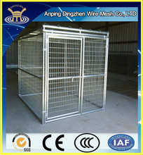 stainless steel welded wire dog kennels/fancy dog kennels