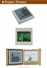 High Quality Induction Screen Keypad Standalone RFID Door Access Control