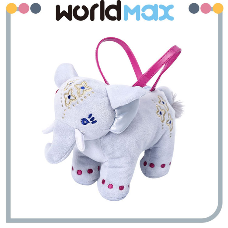 New Arrival Soft Cartoon Plush Toy Thai Elephant For Baby
