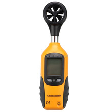 Ht-81 Hot Sell Cheap LCD Digital Wind Speed Anemometer/Meter/wind measuring Instrument with Data hold