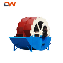 Mini Processing Equipment Gravel Screw Silica Sand Cleaning Washer Washing Machine Plant Price
