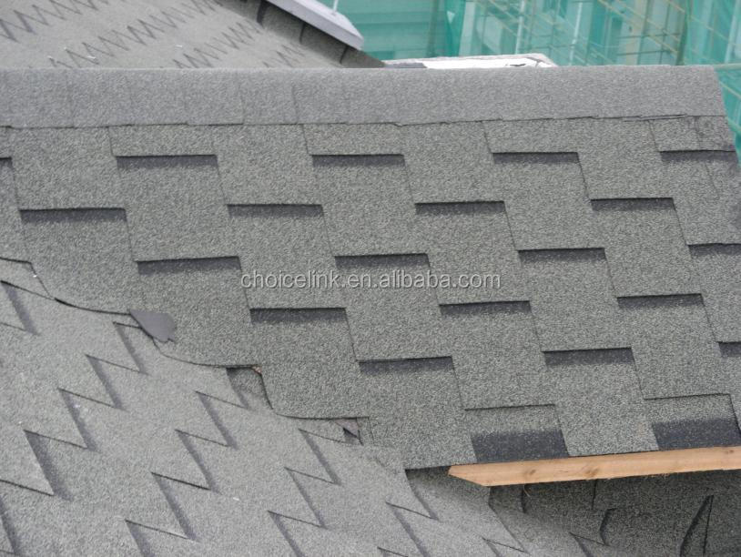 Laminated asphalt shingle from manufacturers