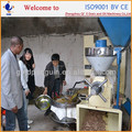 Long running life low energy consumed soybean oil making press machine