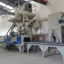 concrete blocks and marble stone sandblasting machine/shot blasting machine