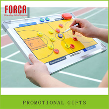 Basketball tactics board magnetic aluminum basketball tactic board