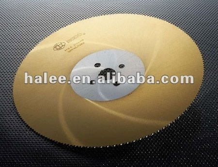 HSS Cold Saw Blade for Cutting Steel Tube and Pipe