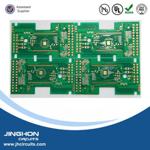 Gold Metal Detector Circuit Board / ENIG Mainboard / Immersion Gold PCB Board Manufacturer