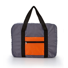 Lady Gym Top Grade Travel Canvas Foldable Duffle Bag For Sport