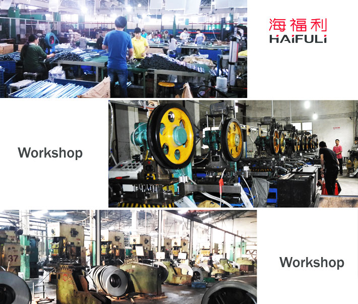 Full Extension Drawer Slide factory and workshop
