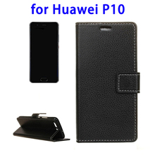 New Arrival Cell Phone Accessory for Huawei P10 Leather Case