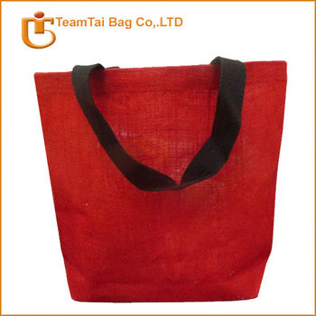 Natural Linen Shopping Bags