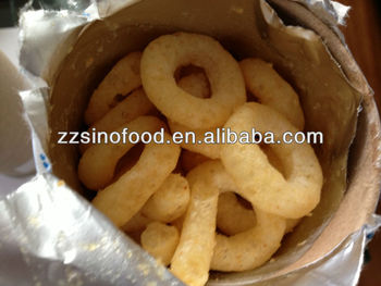 Corn Rings Cheese flavor