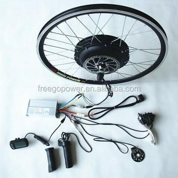 48v 500w lifepo4 electric bicycle hub motor conversion kit for 500w hub motor kit