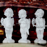 Guo hao custom angel thanksgiving figurines for decoration