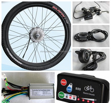 Electric bicycle conversion kit / controller / display / throttle / PAS / brake lever