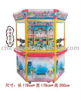 lucky coin machine company