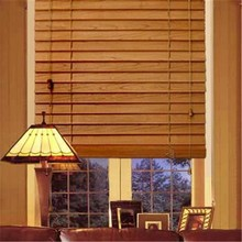 China Waterproof Outdoor Blinds/Faux Wood Blinds/PVC Curtain